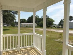 Front Porch Single Wide Sale Morehead City NC
