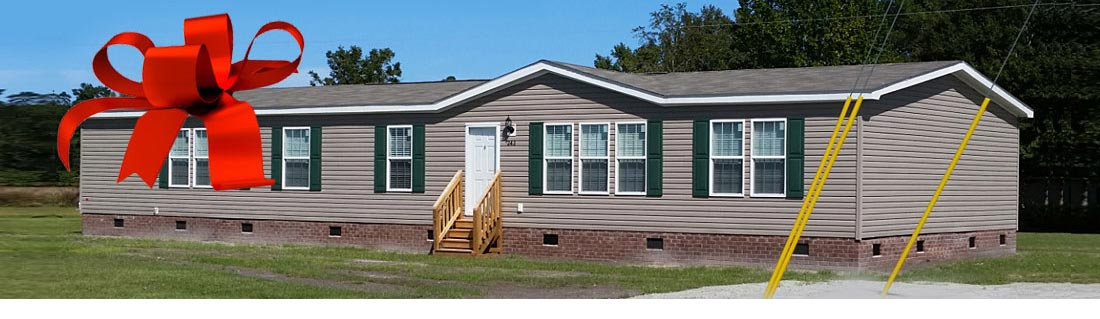 Modular Home Sale Morehead City NC