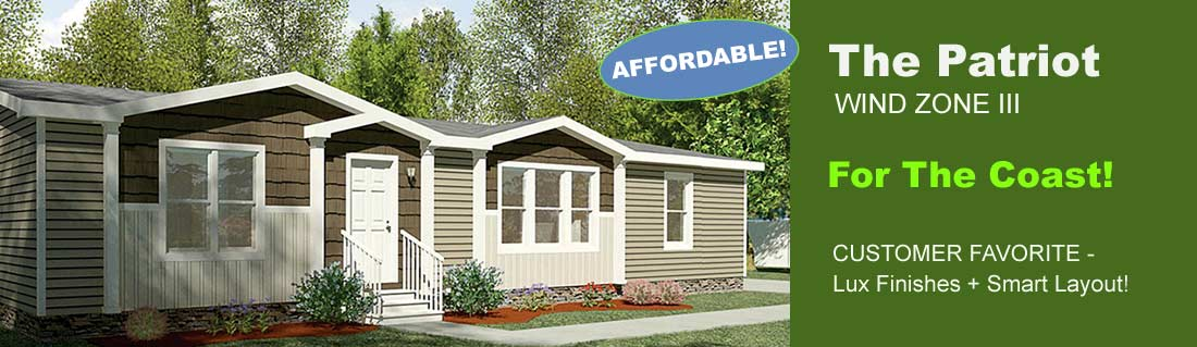 Patriot Home Best Price NC