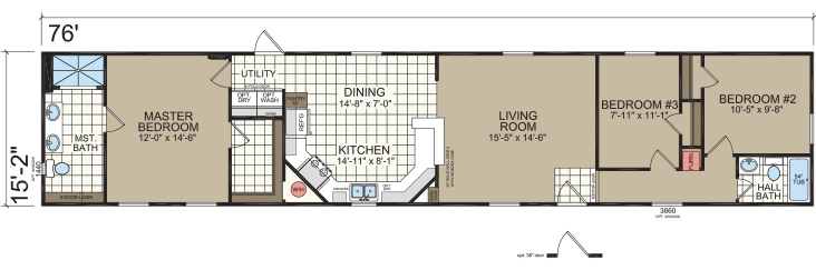 Conover Floor Plan