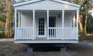 Single Wide with Atrium Door - Morehead City NC