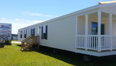 Front Porch Palmetto Single Wide Turnkey - Morehead City NC