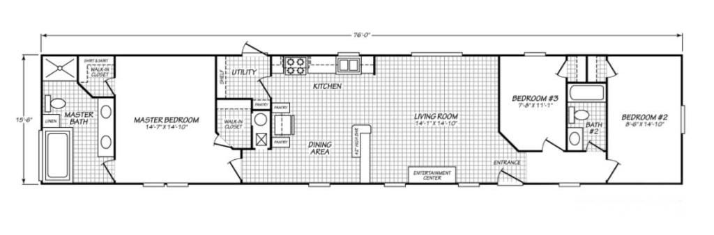 Velocity Floor Plan Morehead City NC