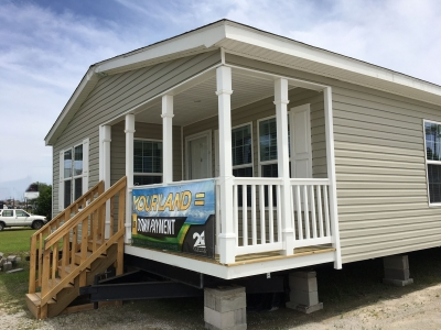 Narrow Lot Double Wide - Morehead City NC
