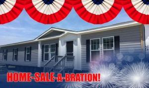 Modular Sale July 2018