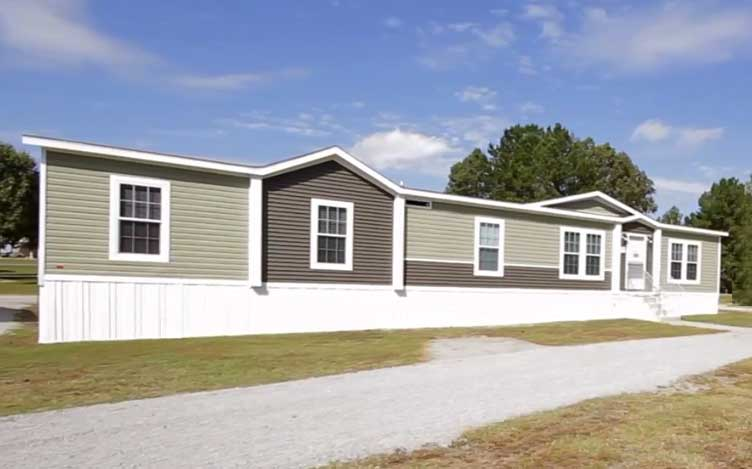 Pegasus 4 bed - Down East Homes of Morehead City NC