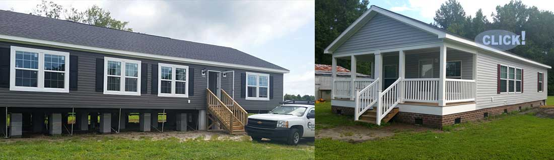Modular and manufactured home dealer for Narrow lot modular homes