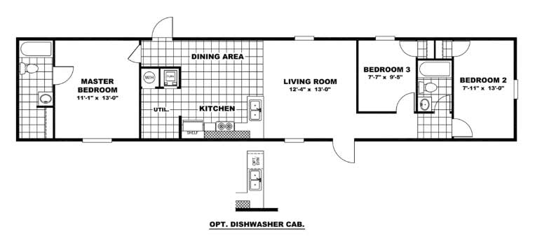 Elation Floor Plan - TRU Homes