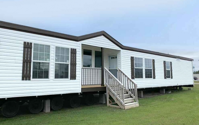 Front Porch Single Wide - Morehead City NC