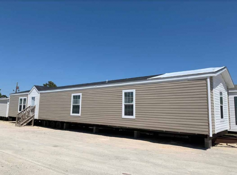 Pegasus Single Wide - Fleetwood Homes Morehead City NC