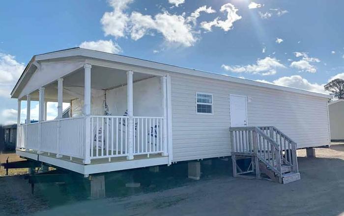 Dakota Fleetwood Homes Narrow Lot - Down East Homes Morehead City NC
