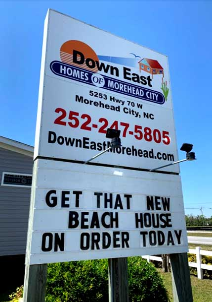 Beach House Experts - Down East Homes of Morehead City