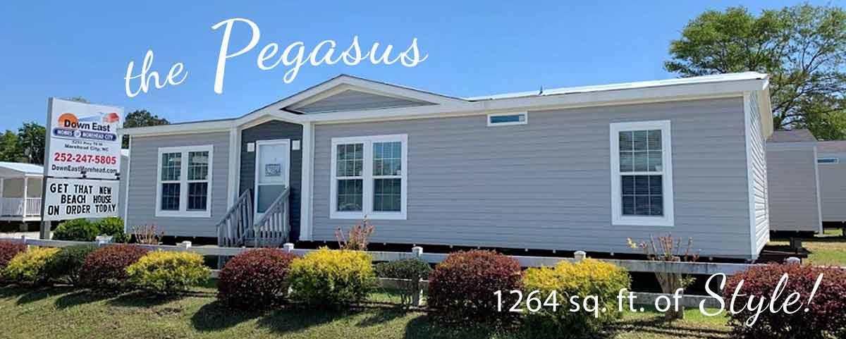 Pegasus 1264 sq. ft. - Down East Homes Morehead City